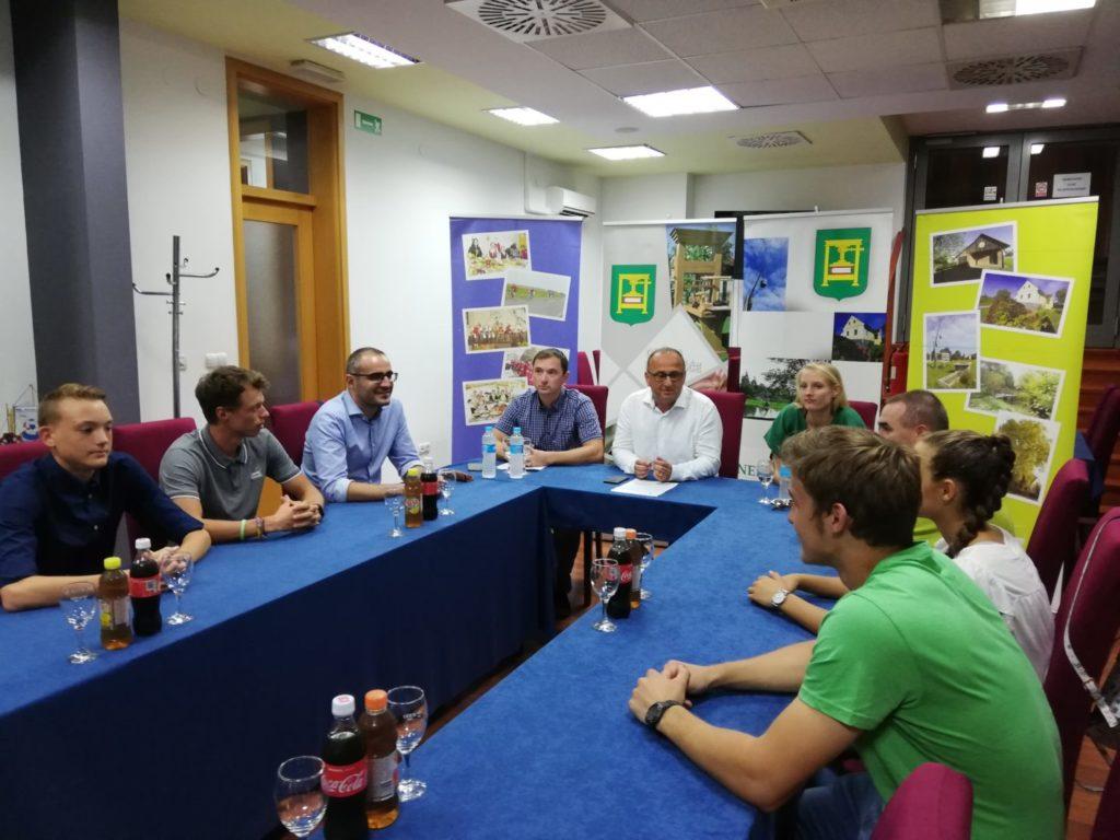 FOTO: Prijem sjajnih atletičara Nedelišća koji ostvaruju izvrsne sportske rezultate!