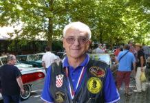 Franjo Belović, predsjednik Oldtimer kluba Međimurje Ćakovec