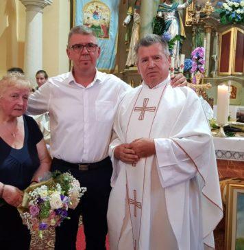 Sveta misa - zupnik Tomislav Antekolovic (2)
