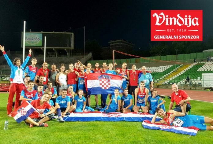 vindija hrvatski atletski savez