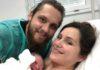 Hrvoje, Marta i maleni Benjamin
