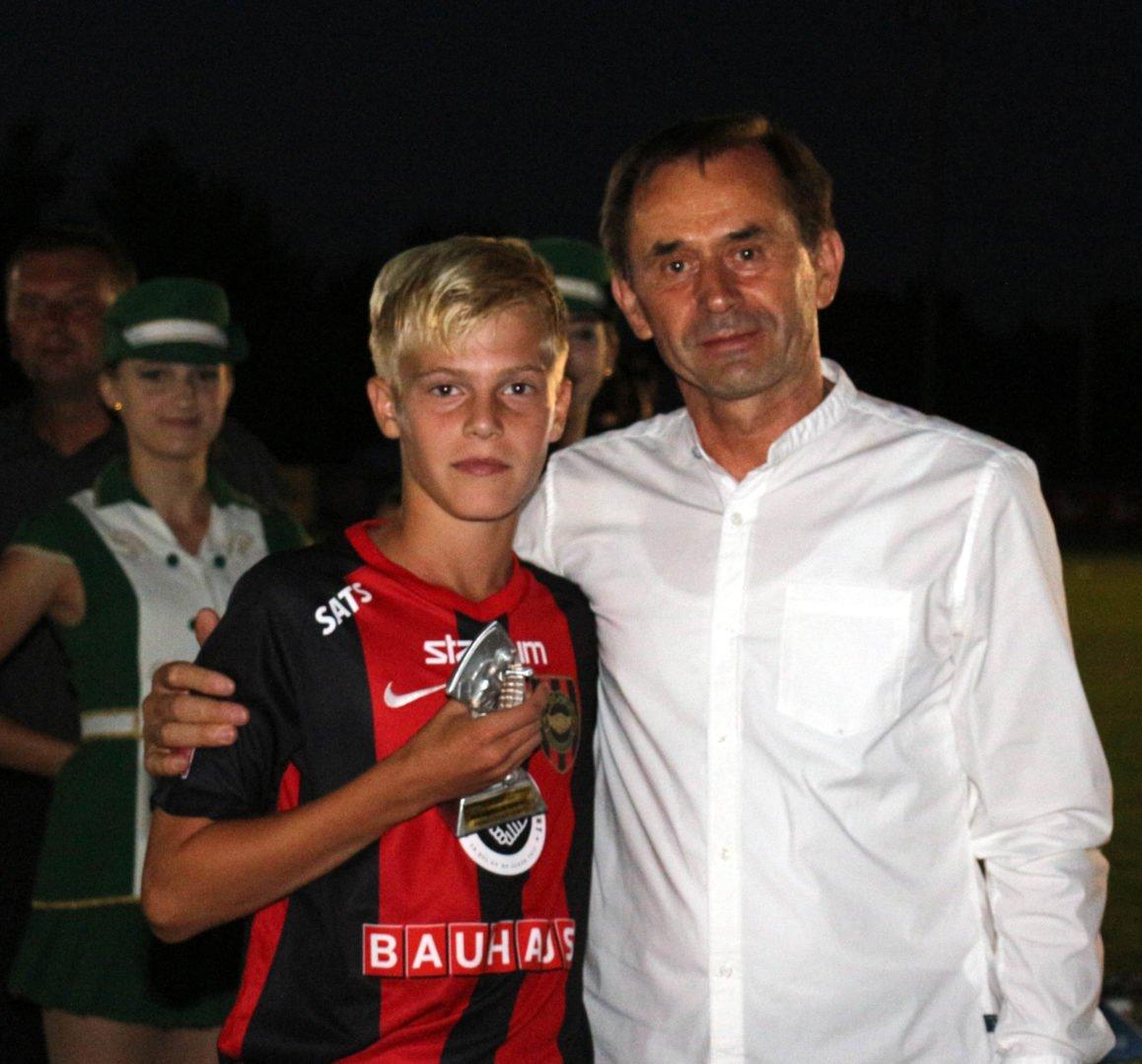 Lucas Bergvall, IF Brommapojkarna (SWE)