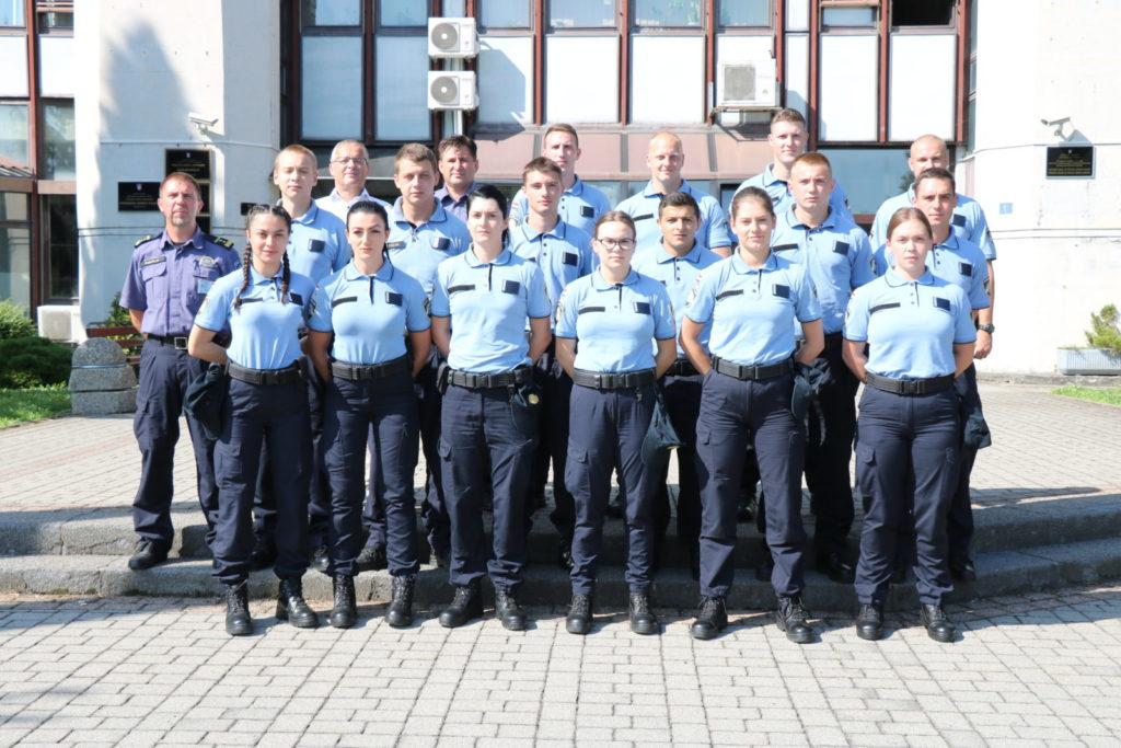 policajci PU međimurska