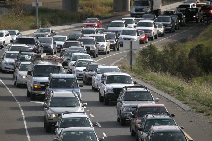 prometna gužva