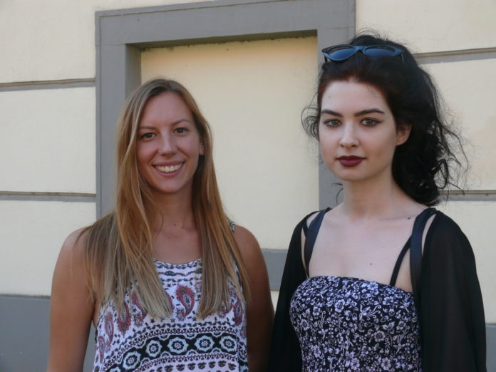 3FF festival_Tena Vrzan i Tina Čatlaić