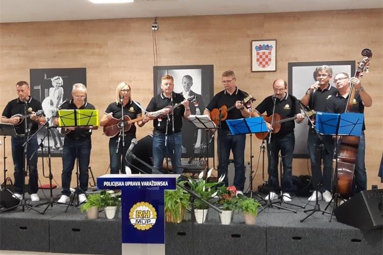 Dan zasebne postrojbe Policijske uprave Varaždin
