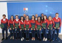 Prijem članova reprezentacije RH u vatrogasnom sportu (9)