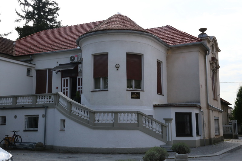 Umjetnička škola Miroslav Magdalenić Čakovec