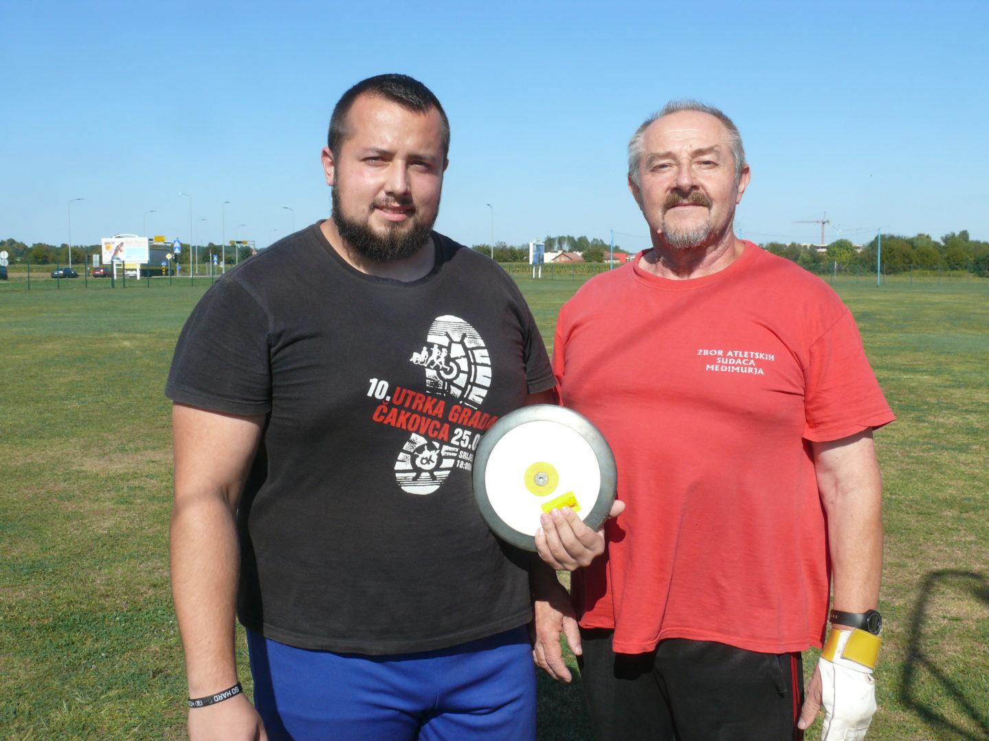 sin i otac, Sven i Branko Todorović