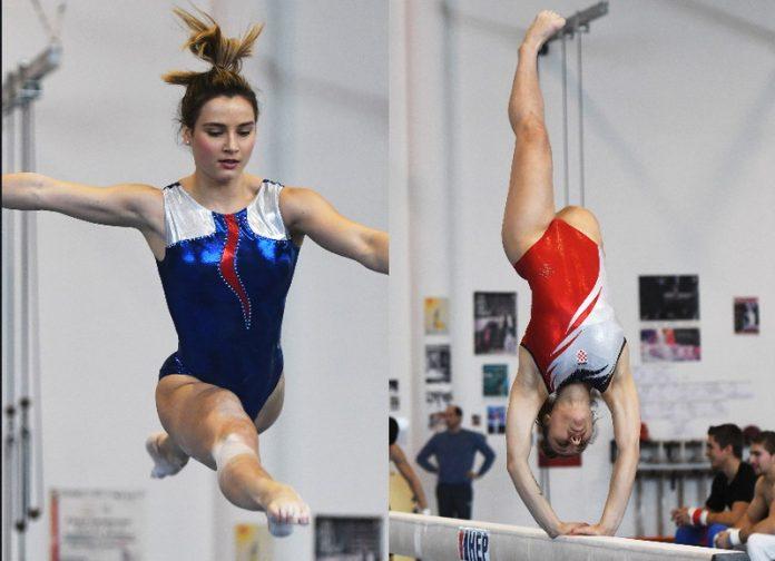 gimnastičarke