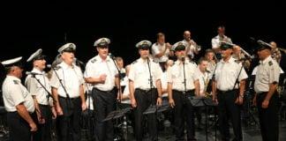 Klapa Sveti Juraj i orkestar Hrvatske ratne mornarice