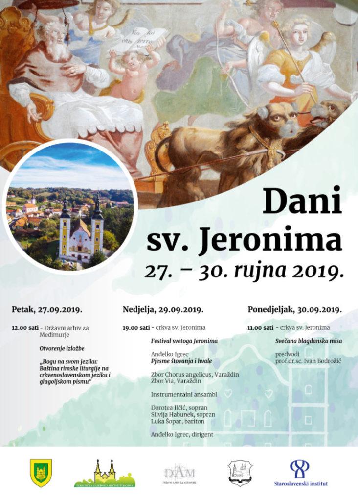 Dani svetog Jeronima