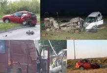 Prometne nesreće s poginulim osobama u ovoj godini na međimurskim cestama