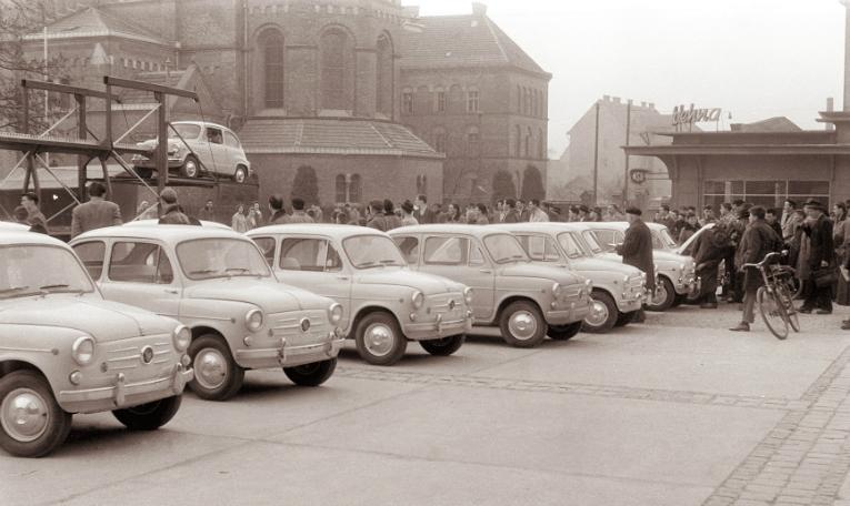Prije točno 64 godine proizveden je prvi Fićo!