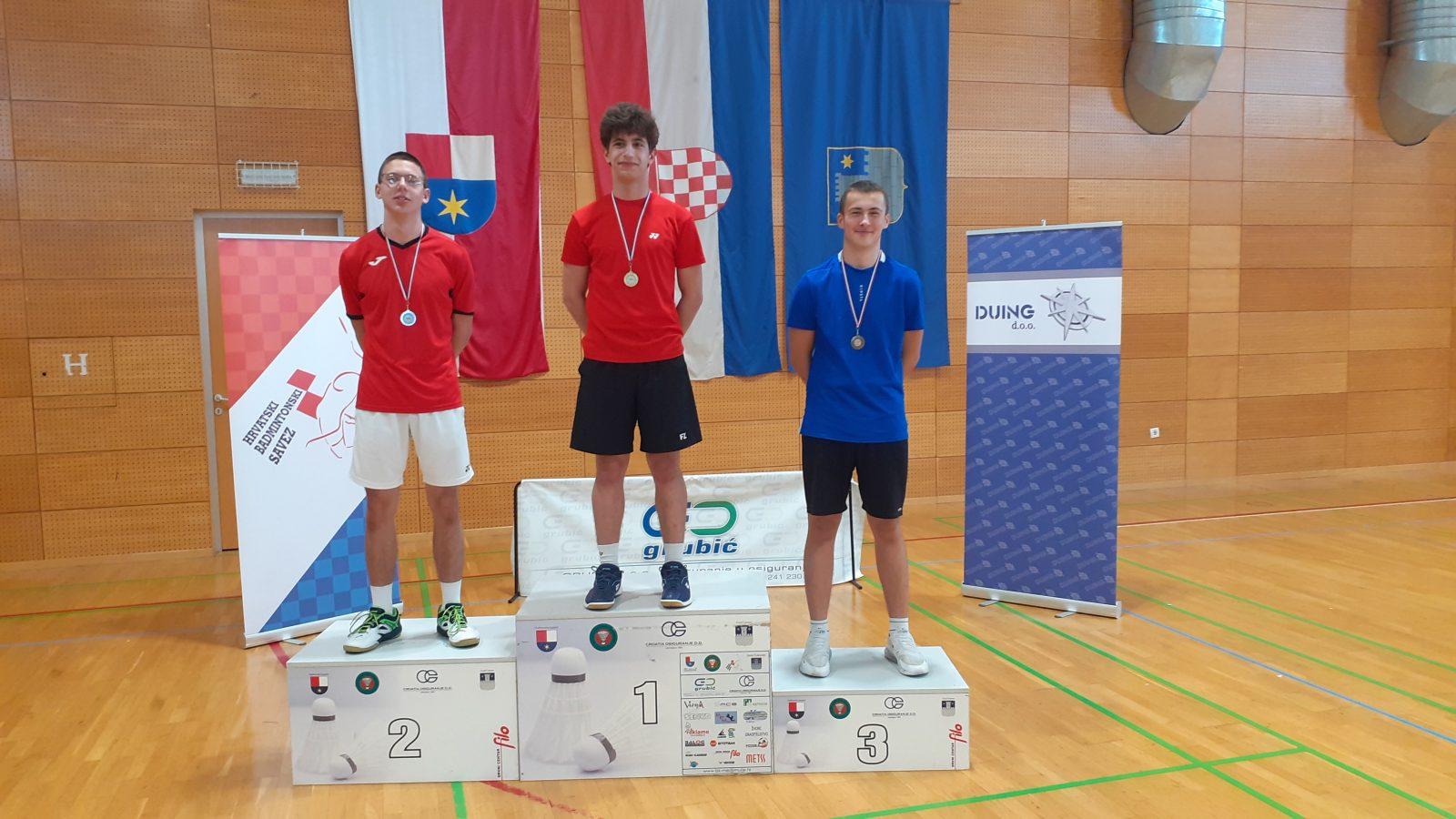 Borna Vadlja i Ivan Grubić