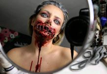 Natalija Vuk savjetuje kako se što strašnije zamaskirati za Noć vještica