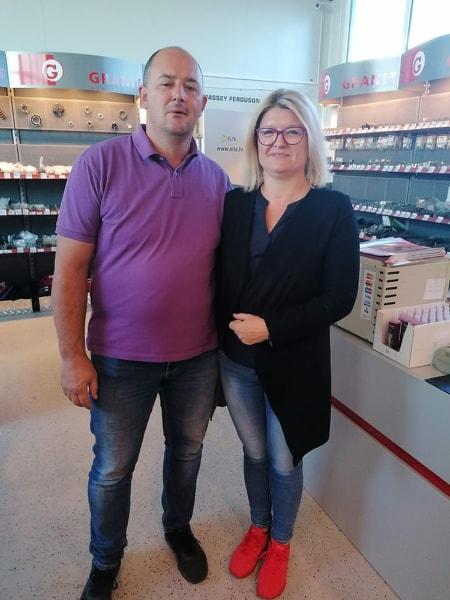 Vlasnici Elte, Tamara i Kristijan Hrelja