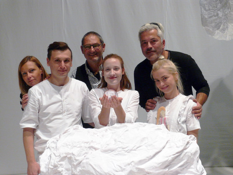 Mario Jakšić, Tena Antonija Torjanac, Karolina Horvat, Ana Prolić, Romano Bogdan i Leo Vukelić