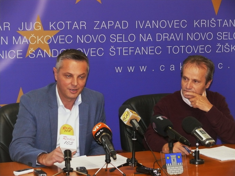 Stjepan Kovač i Ivica Perhoč