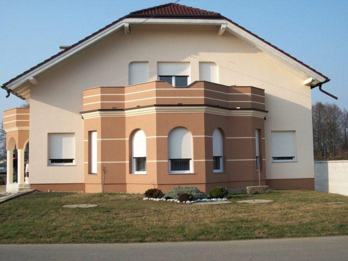 klasika fasade domašinec