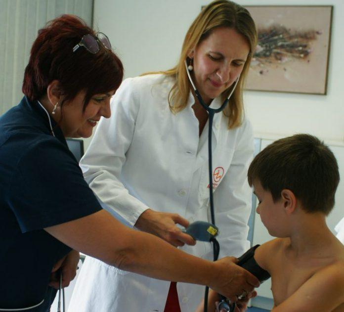 bol u prsima kod djece