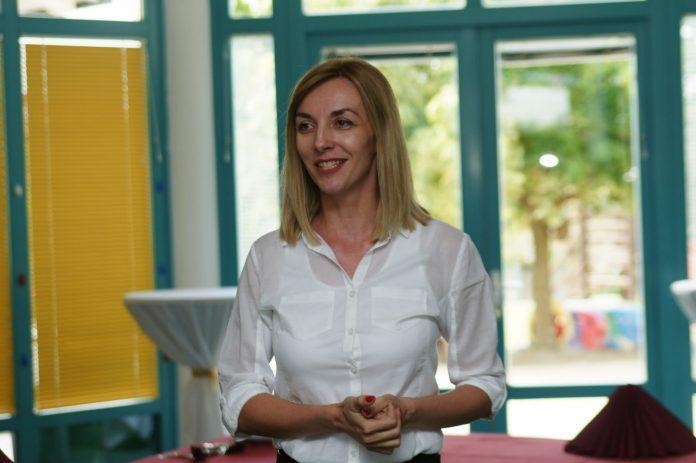 Ravnateljica vrtića, Melita Pergar