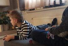 djeca u vrijeme štrajka