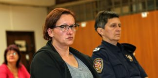 Foto: Zlatko Vrzan, suđenje Smiljana Srnec