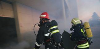 vatrogasna vježba belica