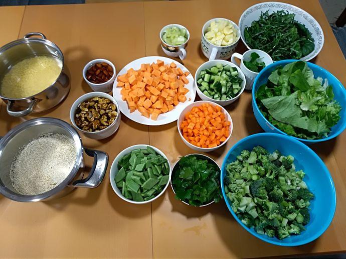šareno povrće