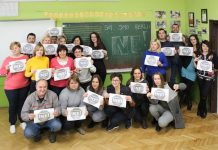 Osnovna škola Strahoninec, foto: Davor Žerjav