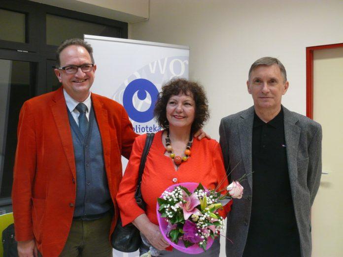 Zrinko Šimunić, Slavica Gazibara i Branimir Vurušić