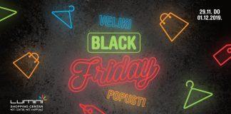 black friday lumini