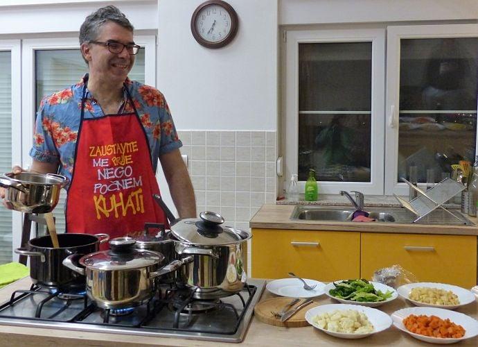 Ivan Palijan - Tečaj ayu kuhanja - Sattva centar