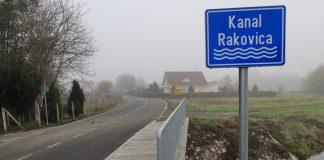 Kanal Rakovnica
