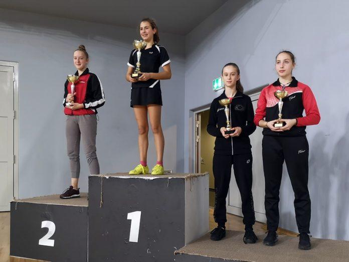 Marta Novak (Šenkovec) - treća kadetkinja u Varaždinu