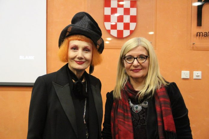 Josipa Lisac i Lidija Bajuk