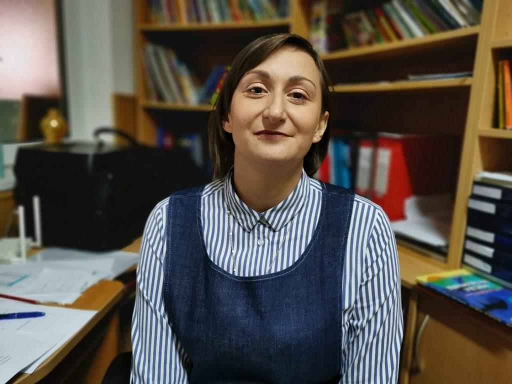 Ravnateljica Katja Srnec