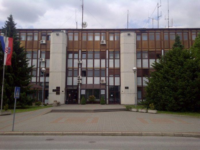 Zgrada međimurske policije