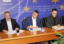 Grad Čakovec kolektivni ugovor