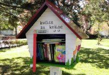 Ovako izgleda kućica za knjige u Samoboru, foto: ilustracija