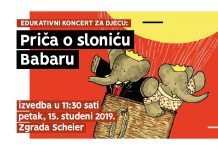 Priča o sloniću Babaru