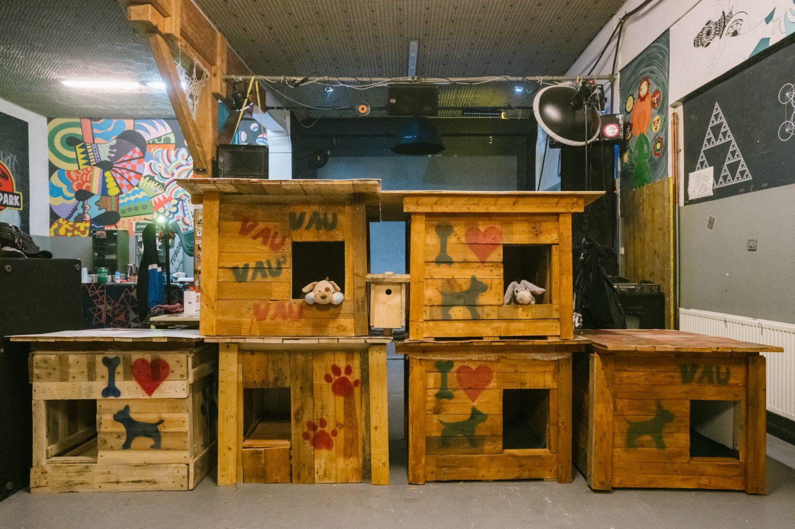 REKORDAN BROJ posjetitelja na humanitarnom fotografiranju životinjica u Klubu Prostor