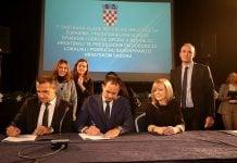 Potpisivanje Sporazuma o povjeravanju poslova Ureda državne uprave Međimurskoj županiji