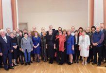 Prijem umirovljenih djelatnika obrazovnih institucija Međimurske županije (20)