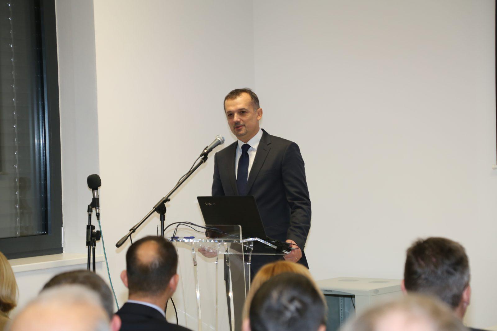 Saša Legen, direktor Bioinstituta
