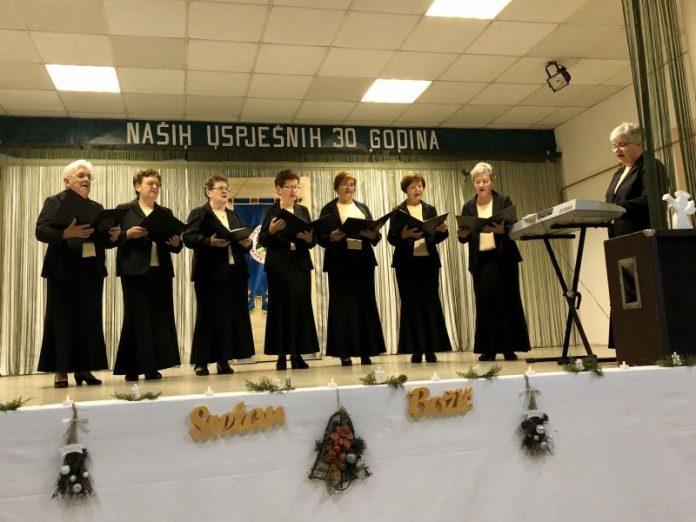 božićni koncert Gornji Kraljevec