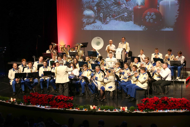 Božićni koncert u Čakovcu 2019.