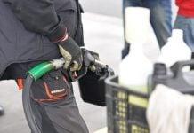 kanistar benzina