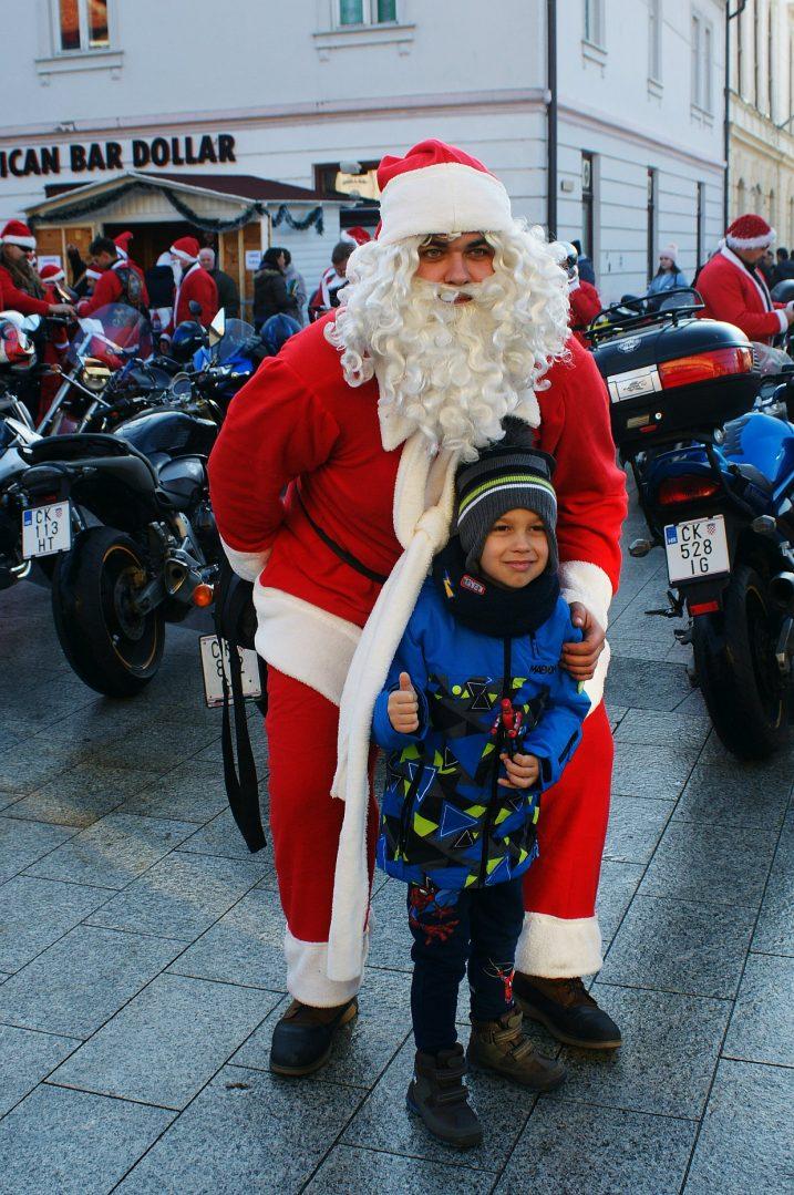FOTO: Veseli Moto Mrazovi okupirali središte Čakovca!